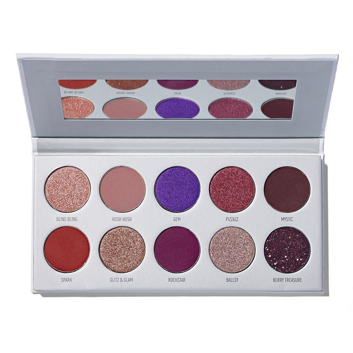 Morphe X Jaclyn Bling Boss Eyeshadow Palette - Klosmic India