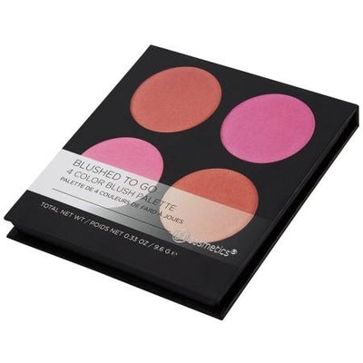 BH Cosmetics Blushed To Go - 4 Color Blush Palette - Klosmic
