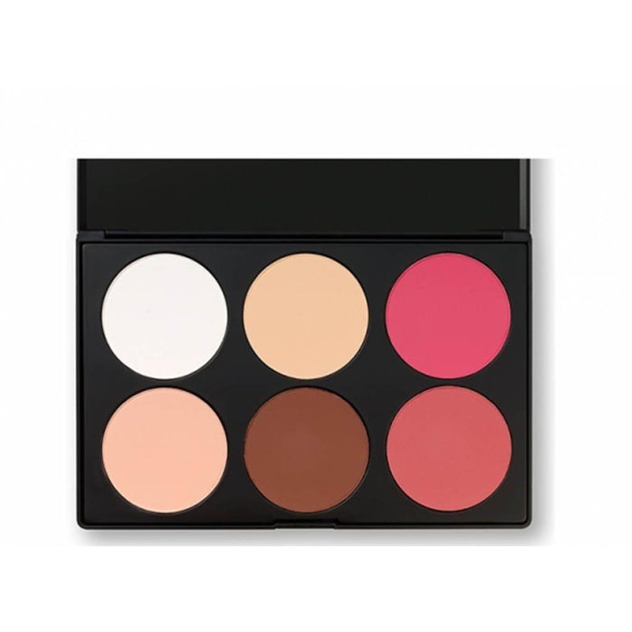BH Cosmetics Contour and Blush Palette - Klosmic India