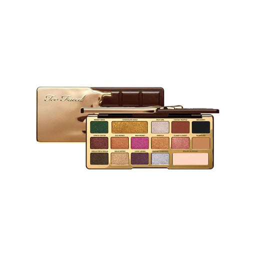 Too Faced Chocolate Gold Eyeshadow Palette - Klosmic India