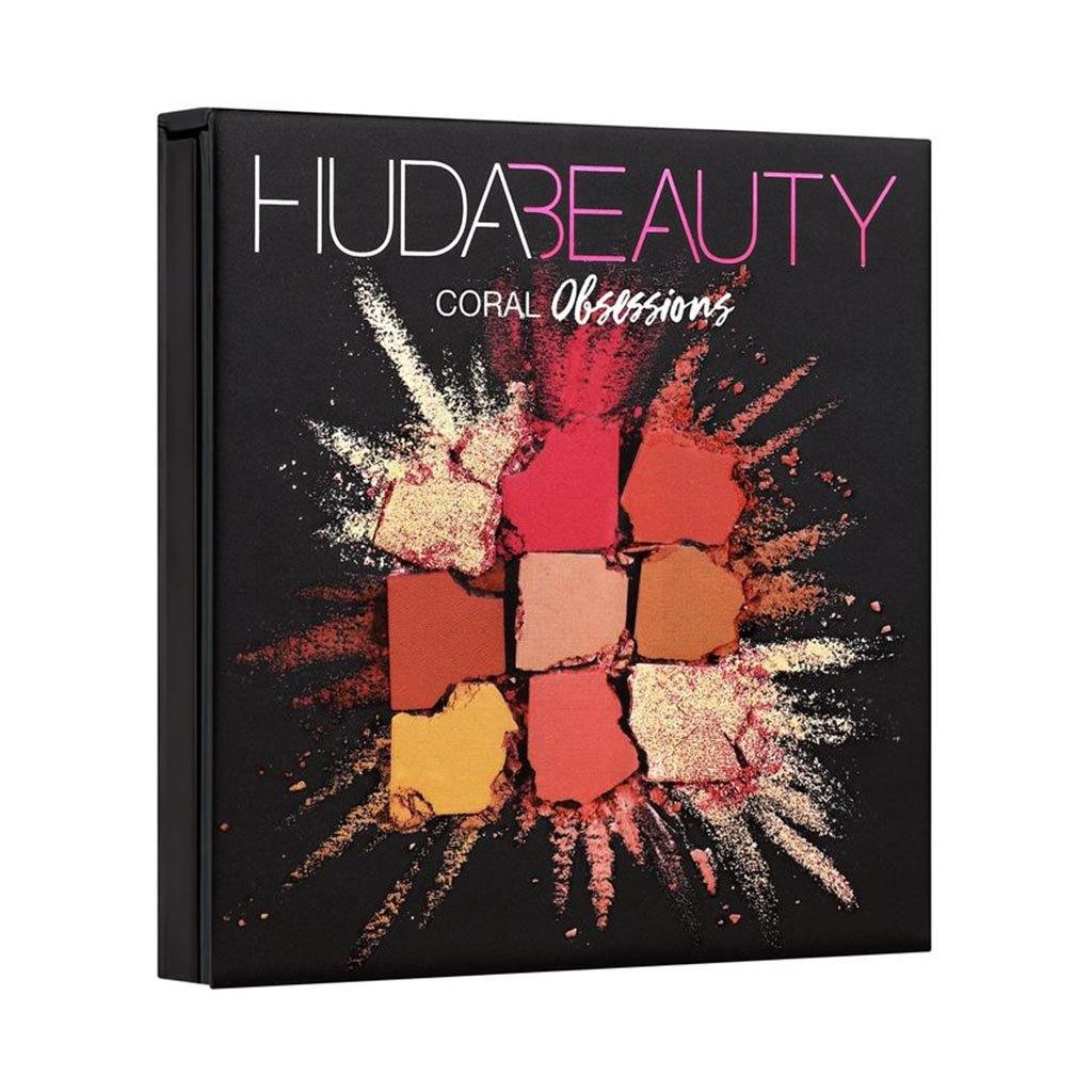 Huda Beauty Coral Obsessions Palette | Klosmic India