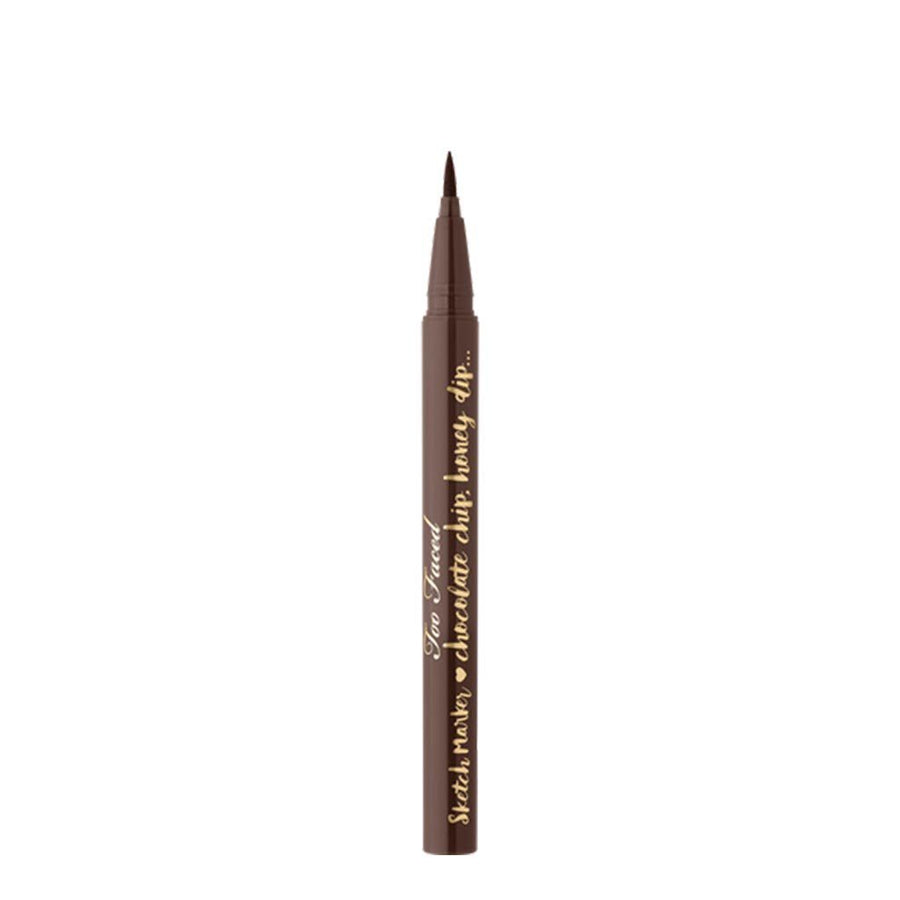 Too Faced Sketch Marker - Deep Espresso