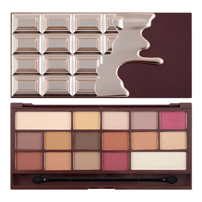I Heart Makeup I ♡ Chocolate - Chocolate Elixir Palette - Klosmic India
