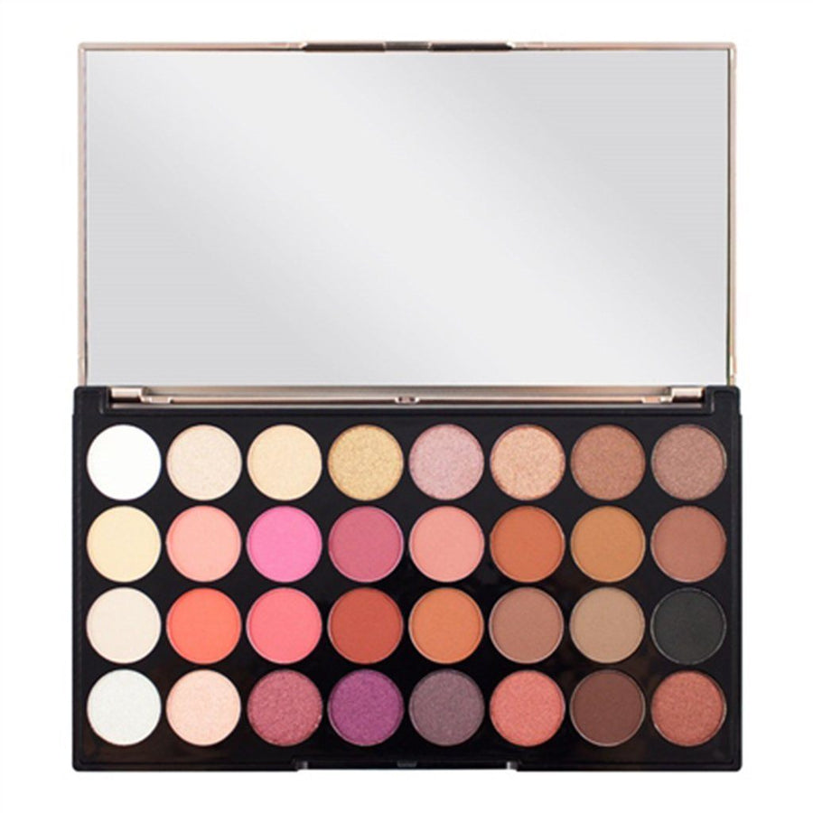 Makeup Revolution Ultra Eyeshadow Palette Flawless 4
