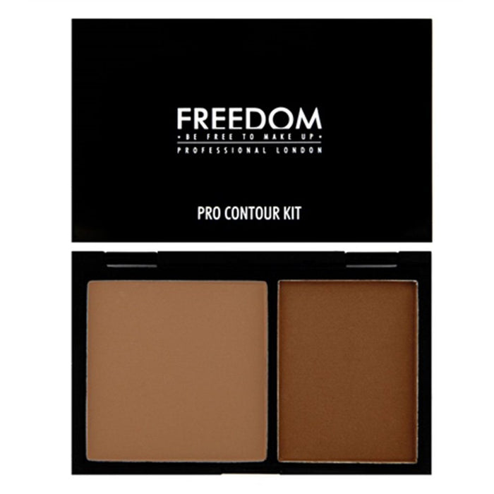 Freedom Makeup London Pro Contour - Medium 02 - Klosmic