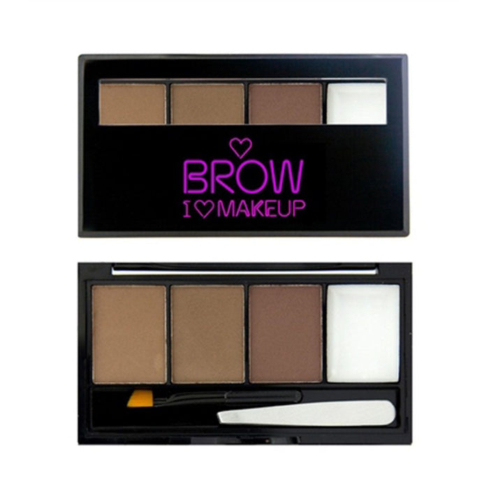 I Heart Makeup Brow Kit - I woke up this groomed - Klosmic