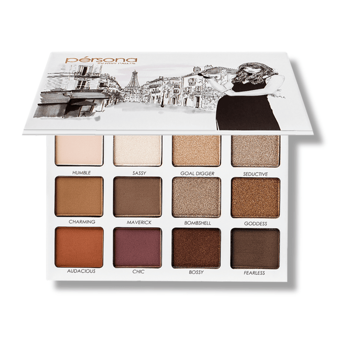 Persona Cosmetics Identity Eyeshadow Palette - Klosmic India