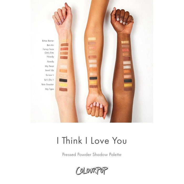 Colourpop I Think I Love You - Klosmic India