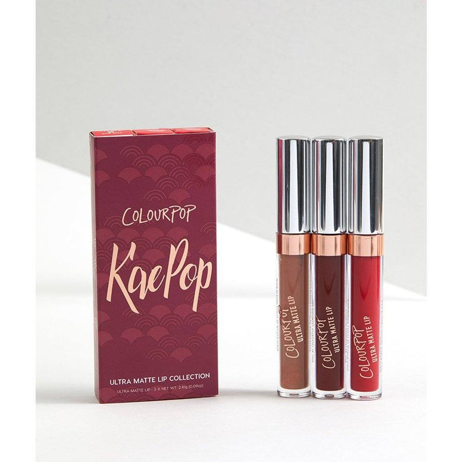 Colourpop Kaepop Lip Bundle
