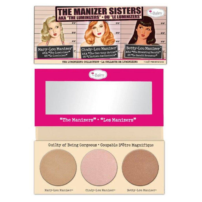 The Balm Cosmetics The Manizer Sisters | Klosmic India
