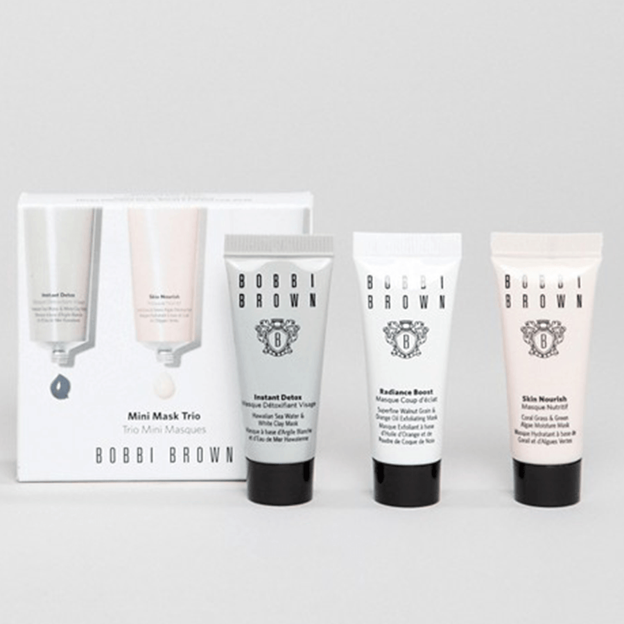 Bobbi Brown Mini Mask Trio