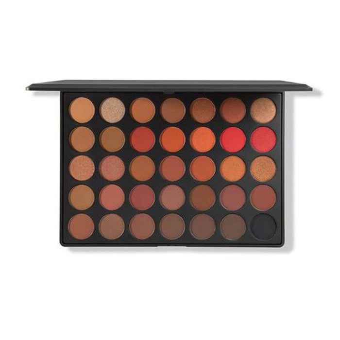 Morphe 35O2 Second Nature Eyeshadow Palette - Klosmic India