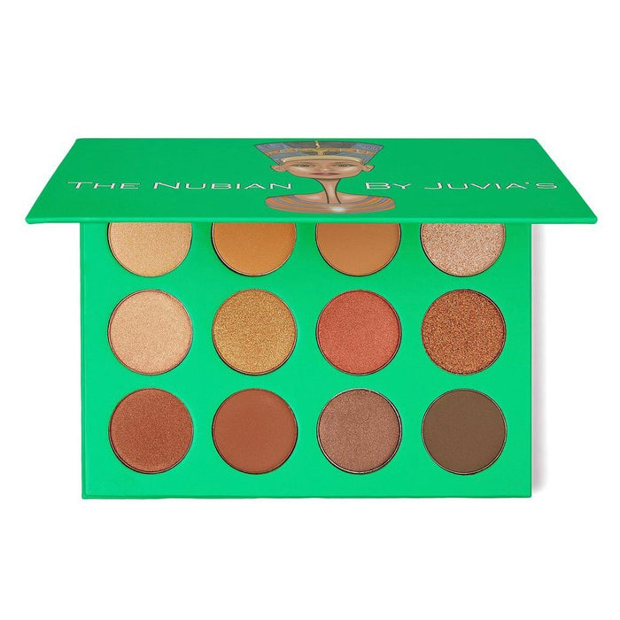 Juvia's Place The Nubian Eyeshadow Palette - Klosmic