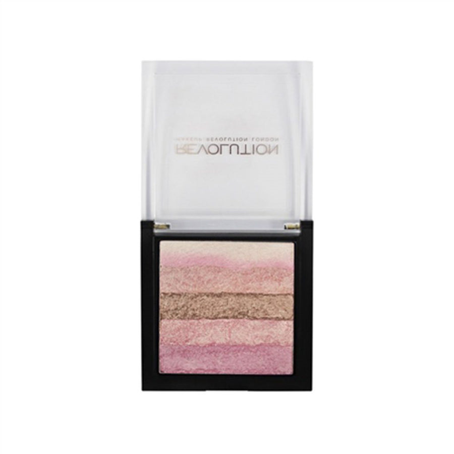 Makeup Revolution Vivid Shimmer Brick Pink Kiss