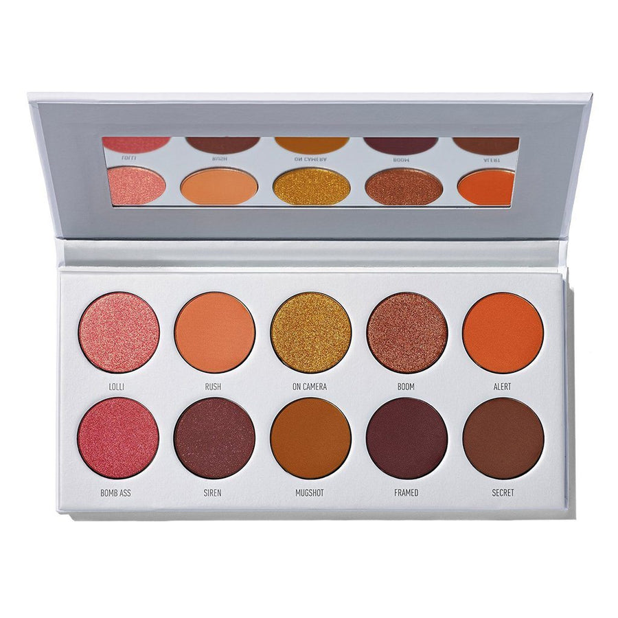 Morphe X Jaclyn Hill Ring The Alarm Palette
