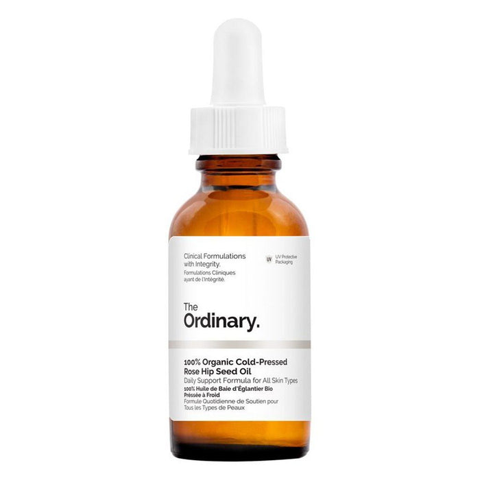 The Ordinary 100% Organic Cold-Pressed Rose Hip Seed Oil - Klosmic India