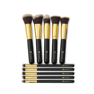 Bh Cosmetics Sculpt and Blend Brush Set - Klosmic India