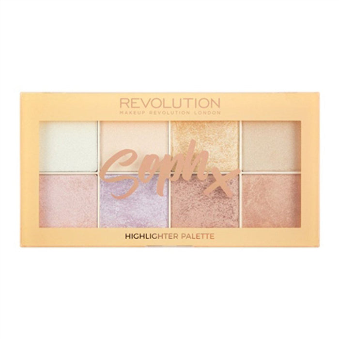 Makeup Revolution Soph Highlighter Palette - Klosmic India