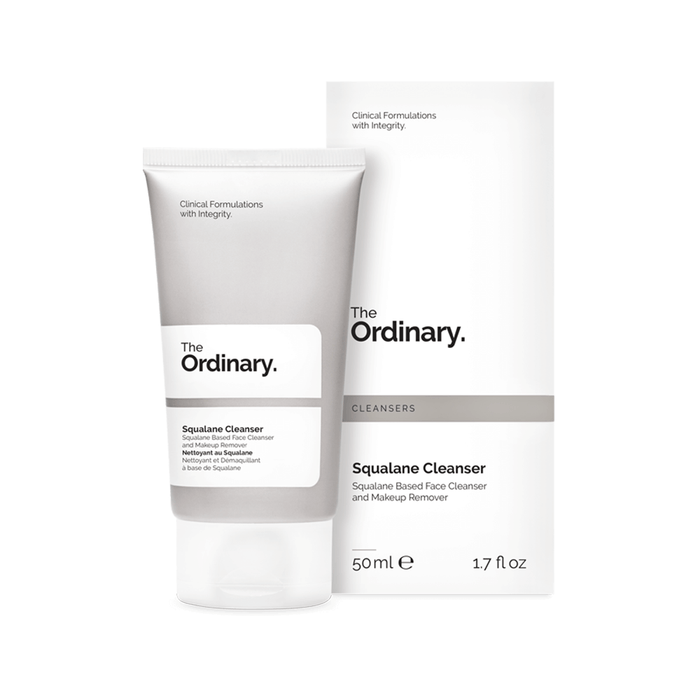 The Ordinary Squalane Cleanser | Klosmic India