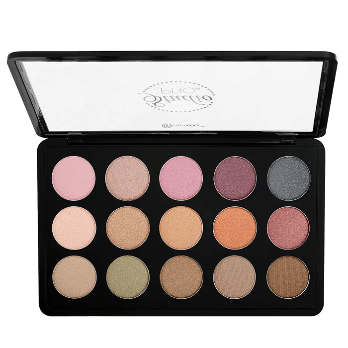 BH Cosmetics Universal Wet/Dry Eyeshadow Palette - Klosmic India