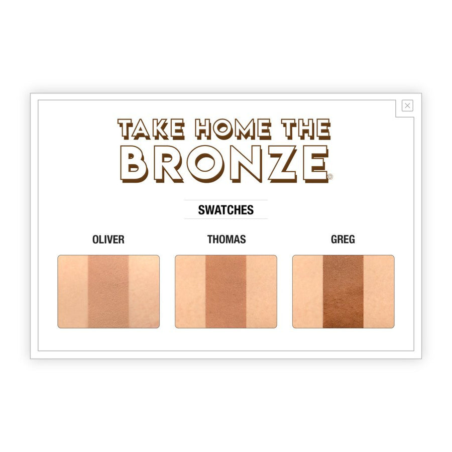 The Balm Cosmetics Take Home The Bronze