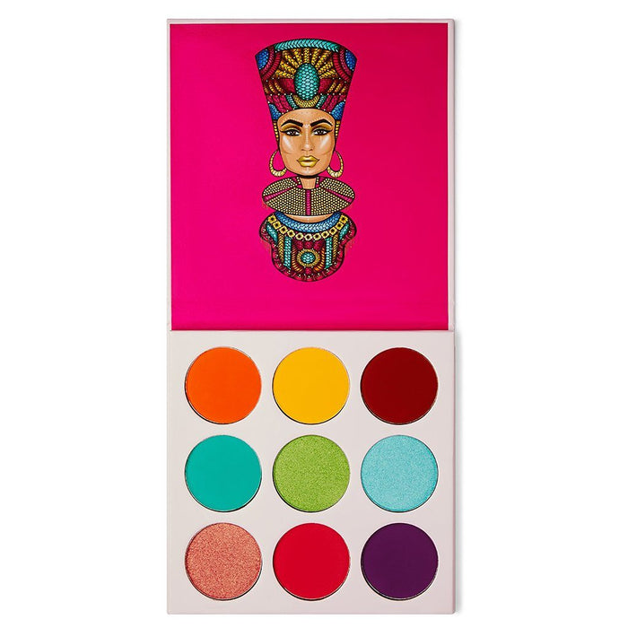 Juvia's Place Zulu Palette - Klosmic India