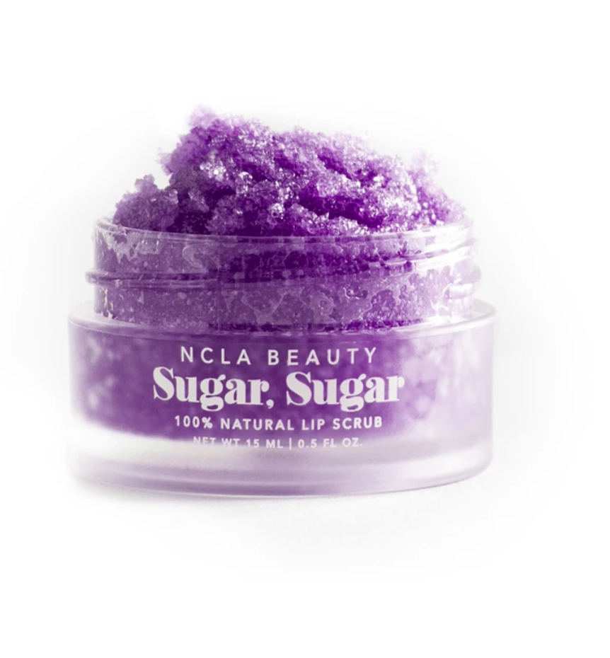 NCLA Beauty Sugar Sugar Lavender