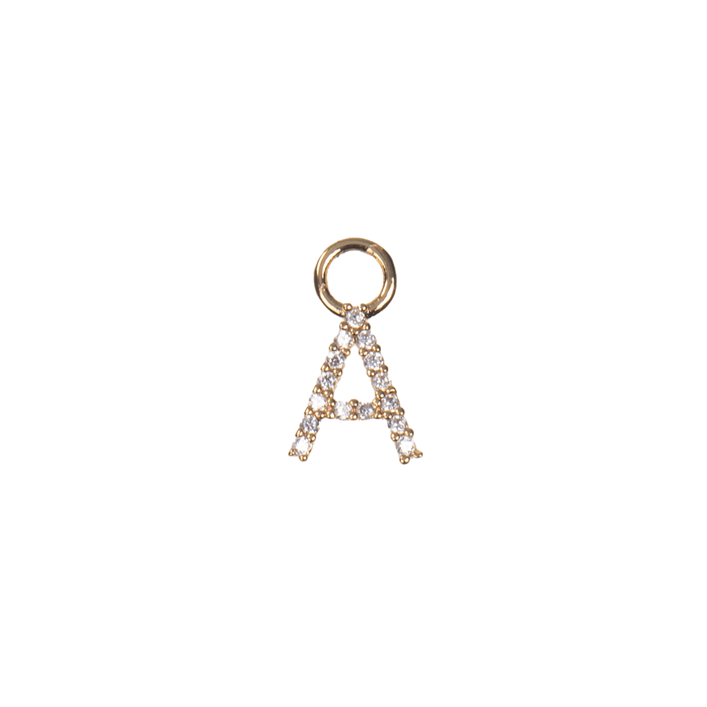 Letter Charm 'A'