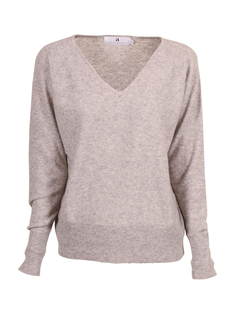Claudine Sweater Grey Melange