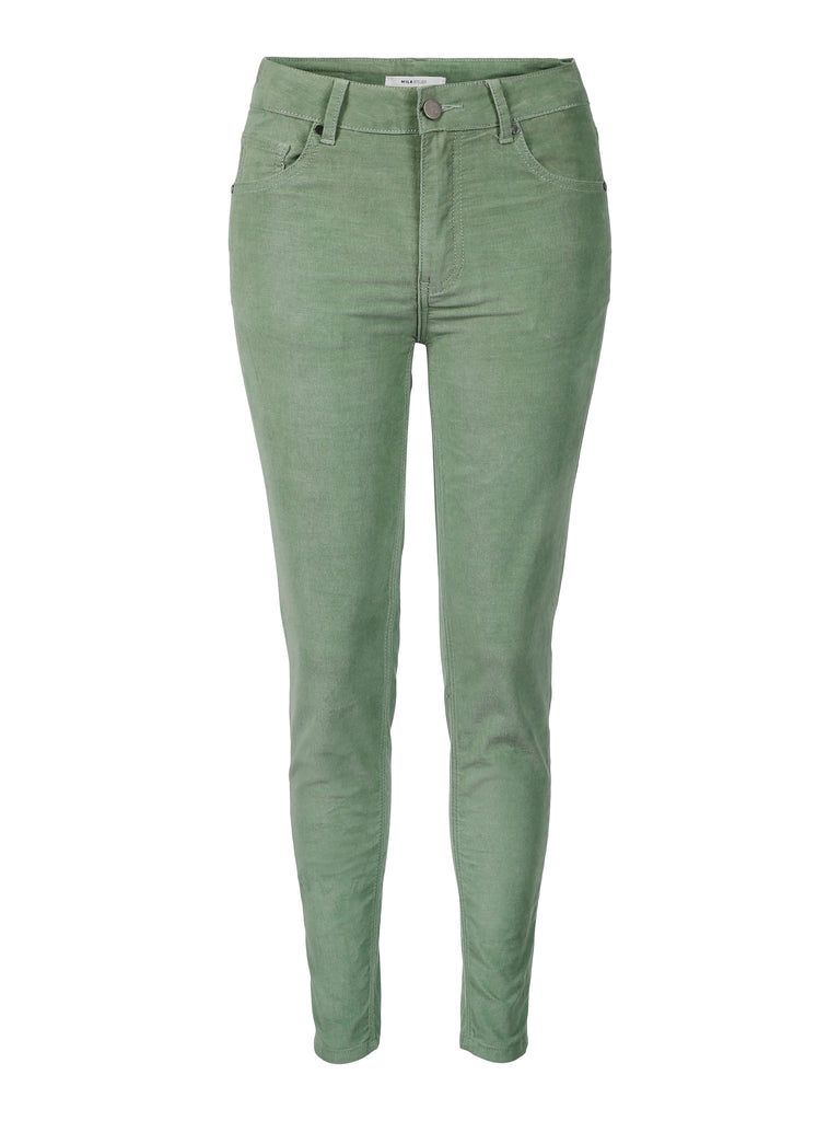 Mubi Merino Pants Green