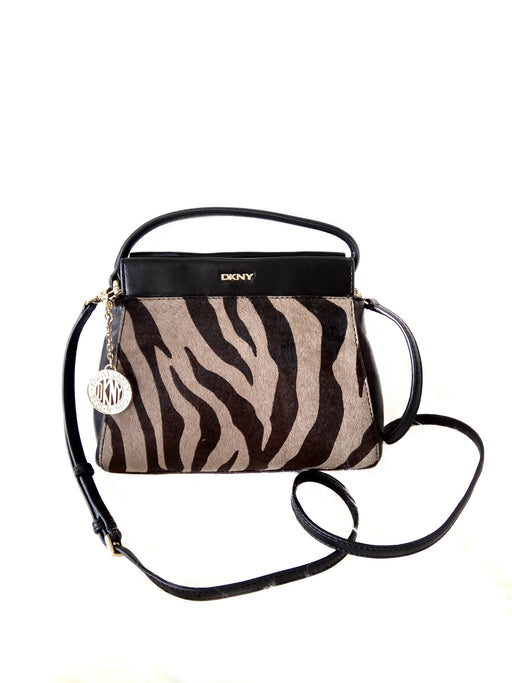 DKNY Pony Small Top Handle Bag