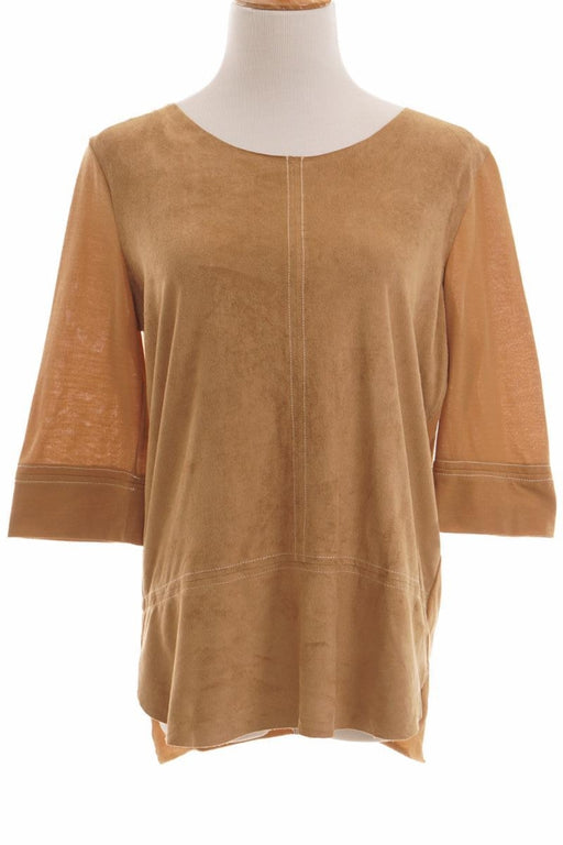 Zara, Shirts, Brown, M
