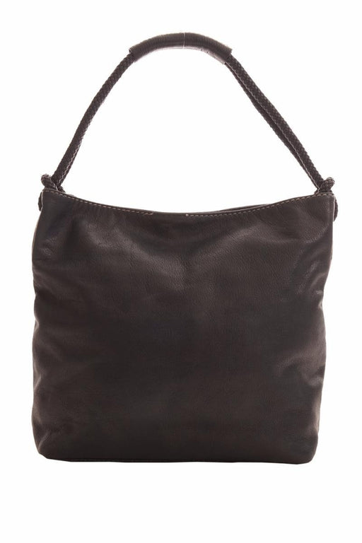 Oroton, Medium Hobo, Black