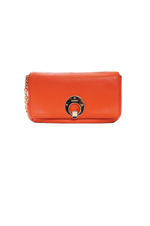 Oroton, Medium Envelope Bag, Orange