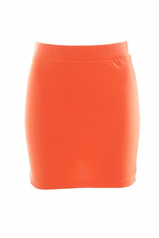 Forever 21, Skirt, Bright Red, S