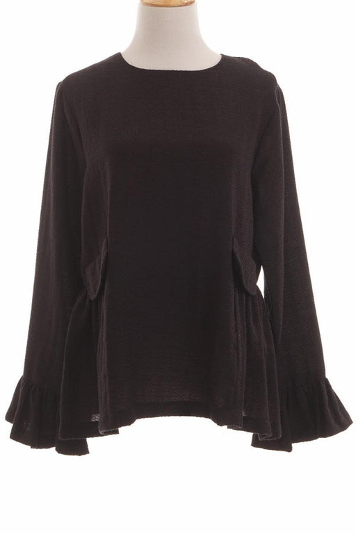 Kree, Tops, Black, L