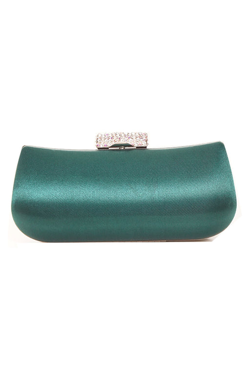 (New) Oroton, Clutch, Green, Dinner/ Party Bag