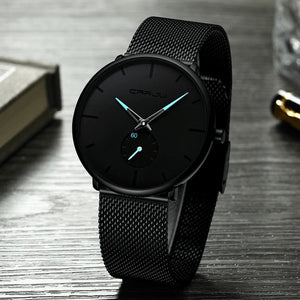 Lifestyle Apollo Minimalist Quartz Watch - lifestyleestore.com