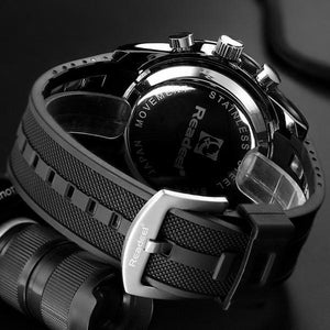Lifestyle Army Led Quartz Watch - lifestyleestore.com