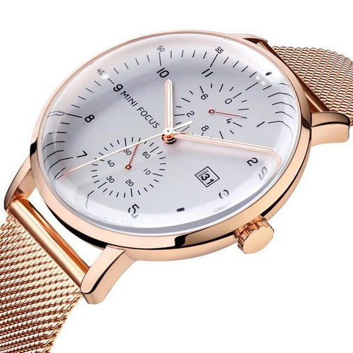 Lifestyle Classic Quartz Watch - lifestyleestore.com
