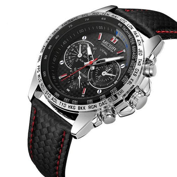 Lifestyle Grand Prix Watch - lifestyleestore.com