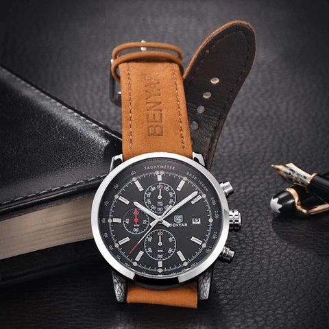 Lifestyle Precise Quartz Watch - lifestyleestore.com