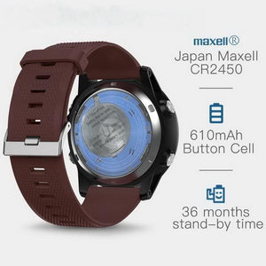 Lifestyle Smartwatch Tactical V3 Watch - lifestyleestore.com
