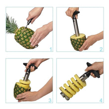 Stainless Steel Fruit Pineapple Corer Slicer - lifestyleestore.com