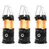 3-in-1 Camping Lantern (3 Lanterns Bundle)
