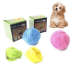 Calmie™ - Automatic Rolling Furball Toy