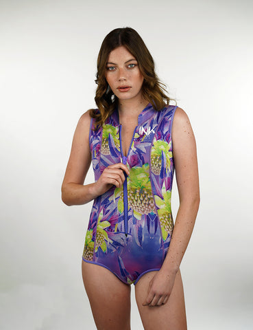 Sleeveless Vixen Spring Suit | Wicked