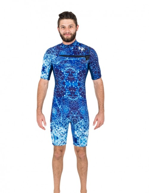 Short Sleeve GBS Spring Suit | Vapour