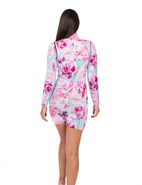 Long Sleeve GBS Spring Suit | Luxe