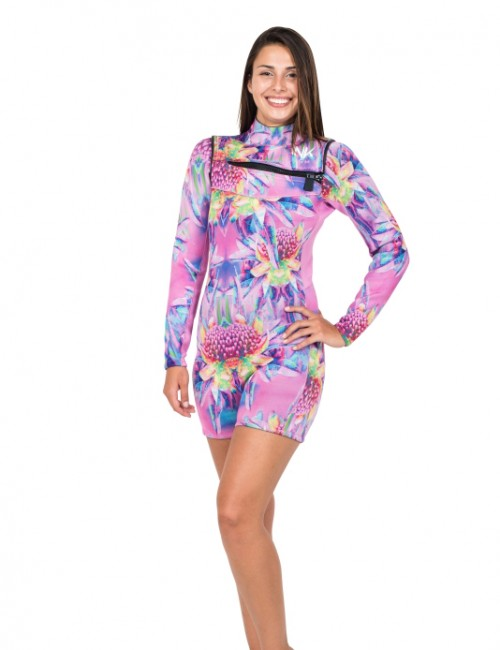 Long Sleeve GBS Spring Suit | Sugar & Spice